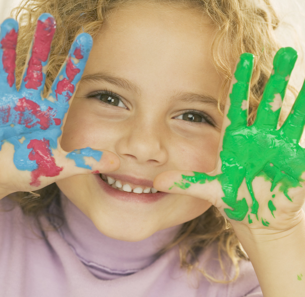 Making Marks – art for the under 5s