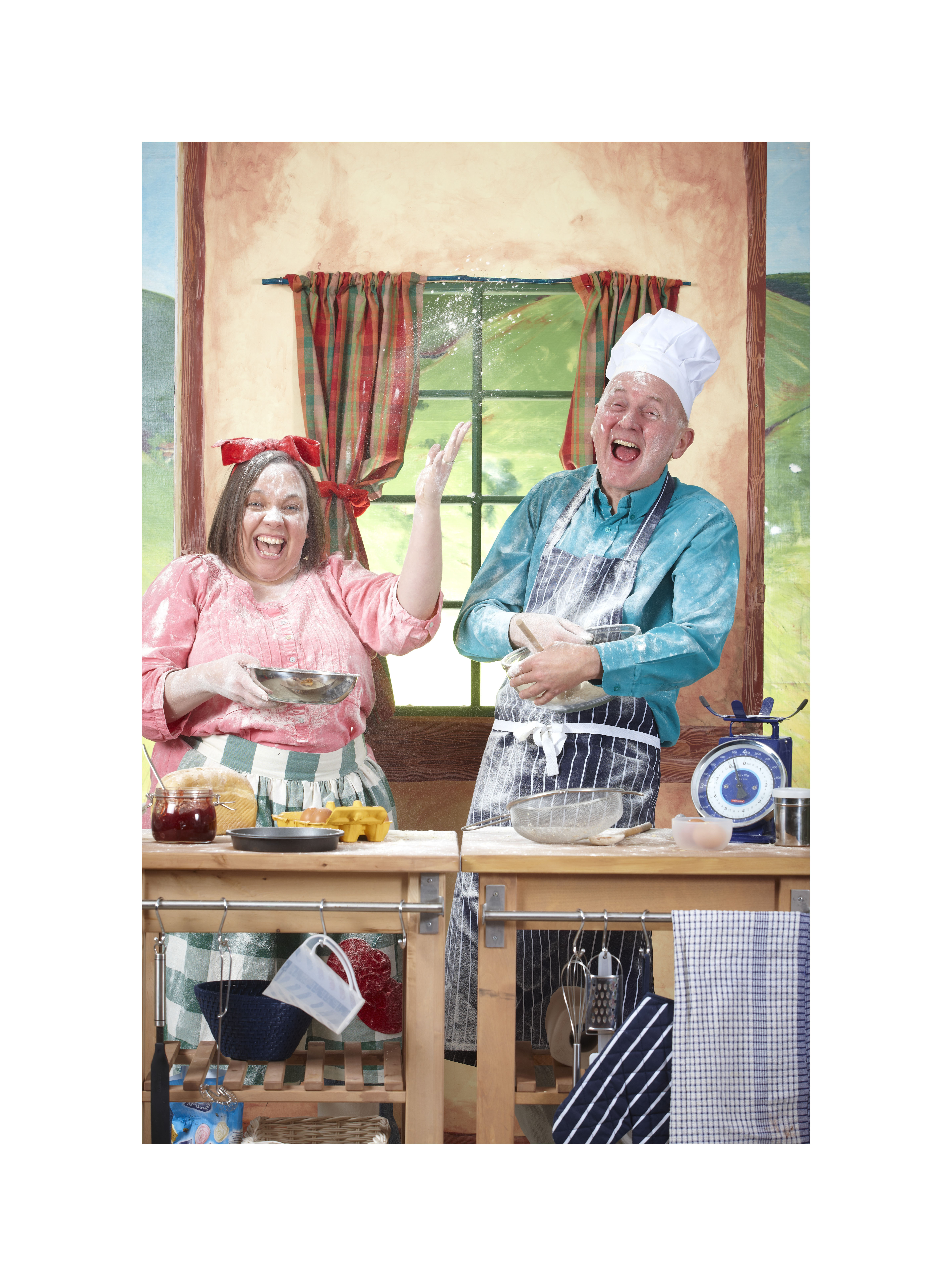 Bert's Magical Musical Kitchen Pictures