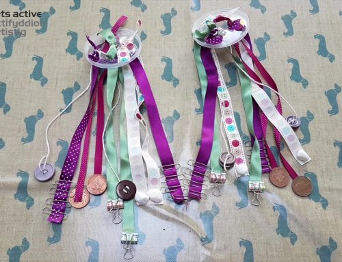 Night Music – Make your own Wind Chime and play along