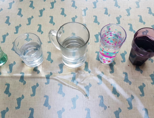 Open Orchestra: Colour Music – How to Make a Xylophone from Drinking Glasses
