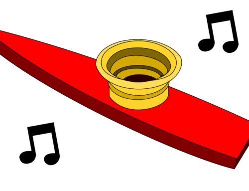 Magic Music – Make your own Kazoo and Play Along