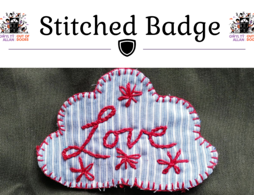 Stitched Badges