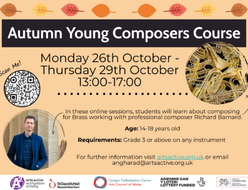Autumn Young Composers: Online Course