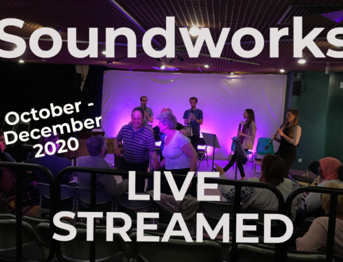 Soundworks sessions to be LIVE STREAMED