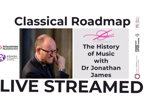 Classical Roadmap Talk: The History of Music