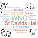 WNO Orchestral Concert 26/4/2020