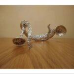 Creating foil sculptures