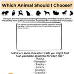 Animal Acting