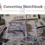 Make a concertina sketchbook