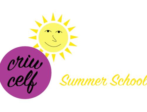 Criw Celf Summer School