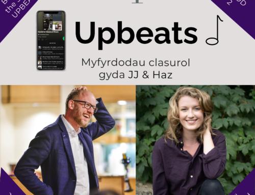 Podlediadau Upbeats