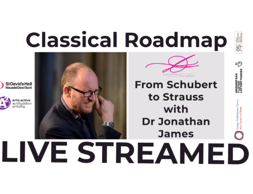 Classical Roadmap Talk: Romanticism – From Schubert to Strauss