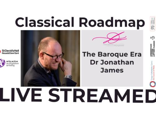 Classical Roadmap Talk: The Baroque Era