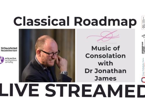Classical Roadmap Talk: Music of Consolation