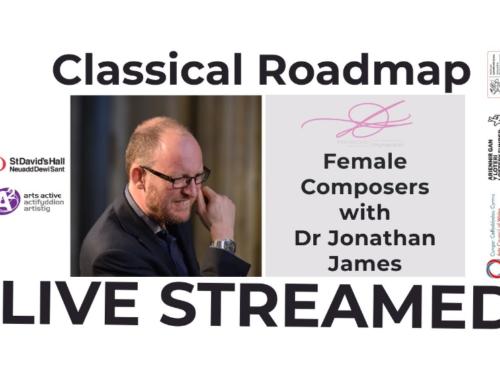 Classical Roadmap Talk: Female Composers