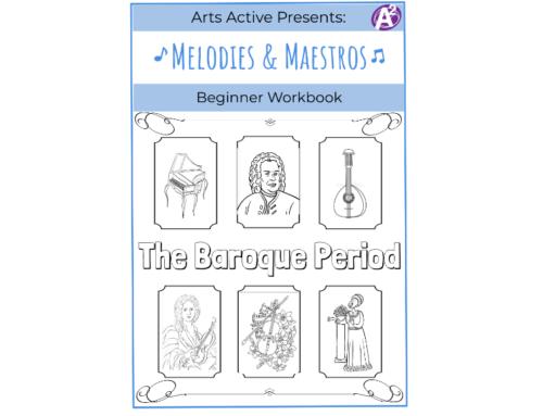 Melodies & Maestros Baroque Pack