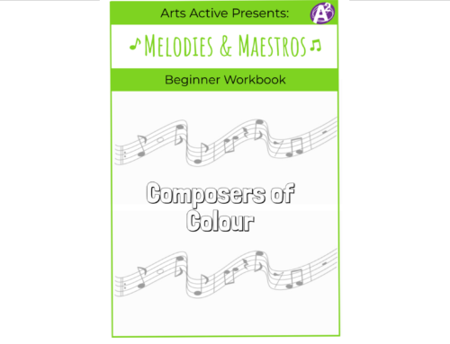Melodies & Maestros Composers of Colour Pack