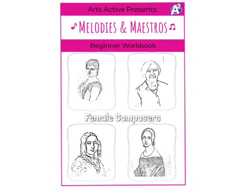 Melodies & Maestros Female Composers